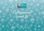 Primary Years Programme Level 10 Companion Class Pack of 30