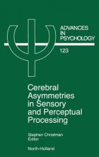 Cerebral Asymmetries in Sensory and Perceptual Processing