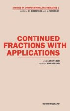 Continued Fractions with Applications