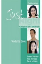 Just Right (US) - Pre-intermediate Workbook B