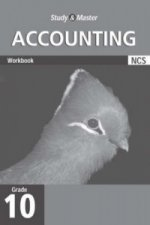 Study and Master Accounting Grade 10 Workbook