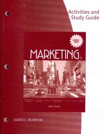 Activities and Study Guide for Burrow's Marketing, 3rd