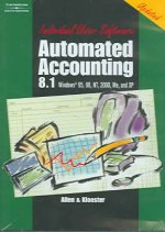 Automated Accounting 8.1 (Individual License) and User's Guide for Allen/Klooster's Century 21 Accounting, 8th