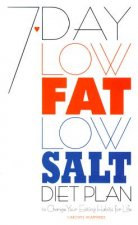 7-day Low Fat, Low-salt Diet Plan