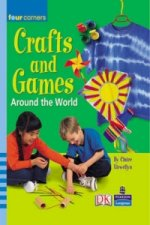 Four Corners: Crafts, Snacks and Games