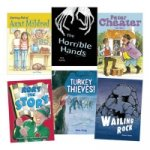 Learn at Home:Pocket Reads Year 4 Fiction Pack (6 Books)