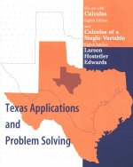 Texas Application Booklet for Larson/Hostetler/Edwards' Calculus, 8th