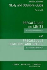 Study and Solutions Guide Precalculus with Limits