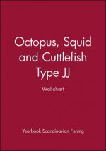 Octopus, Squid and Cuttlefish Wallchart