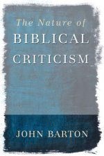 Nature of Biblical Criticism