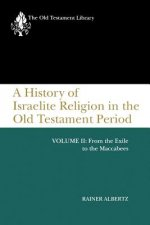 History of Israelite Religion in the Old Testament Period
