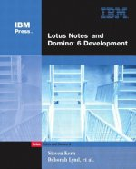 Lotus Notes and Domino R6 Development Unleashed