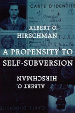 Propensity to Self-subversion