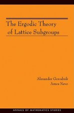 Ergodic Theory of Lattice Subgroups