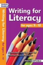 Writing for Literacy for Ages 9-10