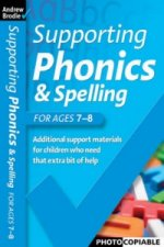 Supporting Phonics and Spelling