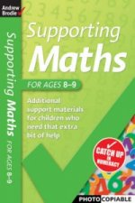 Supporting Maths for Ages 8-9