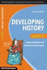 Developing History Ages 6-7