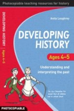 Developing History Ages 4-5