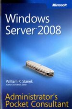 Windows Server 2008 Administrator's Pocket Consultant