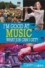 Music What Job Can I Get?