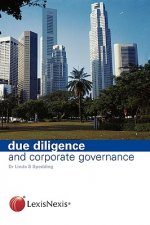 Due Diligence and Corporate Governance