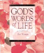 God's Words of Life for Women from the NIV Women's Devotional Bible