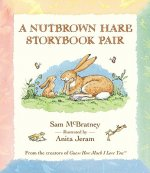 Nutbrown Hare Storybook Pair