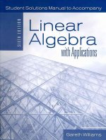 Linear Algebra with Application