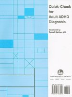 Barkley's Quick Check for Adult ADHD Diagnosis