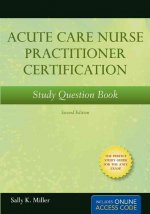 Acute Care Nurse Practitioner Certification