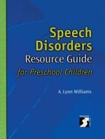 Speech Disorders Resource Guide for Preschool Children