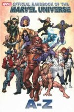Official Handbook Of The Marvel Universe A To Z Vol.6