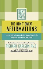 Don't Sweat Affirmations