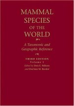 Mammal Species of the World