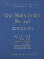 Old Babylonian Period (2003-1595 B.C.)
