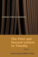 First and Second Letters to Timothy Vol 1