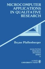Microcomputer Applications in Qualitative Research