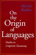 On the Origin of Languages
