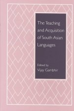 Teaching and Acquisition of South Asian Languages