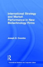 International Strategy and Market Performance in New Biotechnology Firms / Joseph E. Coombs.