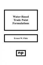 Water-based Trade Paint Formulations