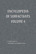 Encyclopedia of Surfactants Volume 4