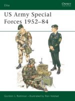 US Army Special Forces, 1952-84
