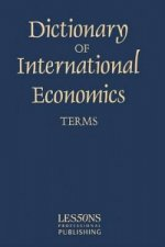 Dictionary of International Economics and Finance Terms