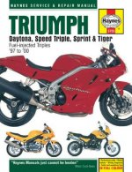 Triumph Daytona, Speed Triple, Sprint & Tiger 885/955cc (97 - 05)
