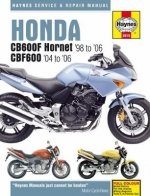 Honda CB600F Hornet Service and Repair Manual