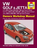 VW Golf & Jetta Service and Repair Manual