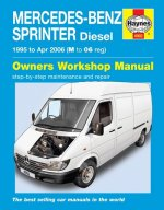 Mercedes Sprinter Van Service and Repair Manual