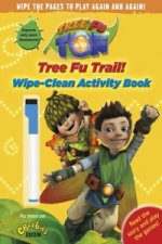 Tree Fu Tom: Tree Fu Trail! Wipe-clean Activity Book